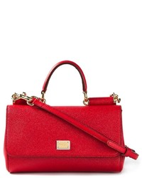 Dolce & Gabbana Small Miss Sicily Tote