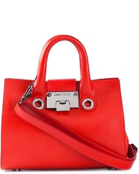 Jimmy Choo Small Riley Tote