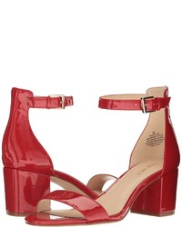 Nine West Fields Block Heel Sandal Shoes
