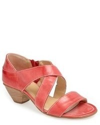 Leather sandal medium 62081