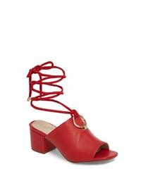 E8 BY MIISTA Mason Ankle Tie Sandal