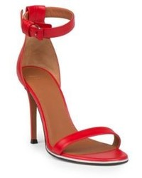Givenchy Nadia Leather Sandals