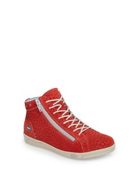 CLOUD Aika Boot Star Perforated Sneaker