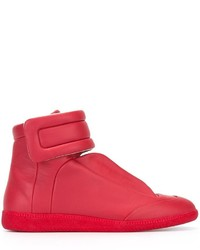 Maison Margiela Future Hi Top Sneakers