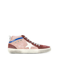 Golden Goose Deluxe Brand Mid Star Sneakers