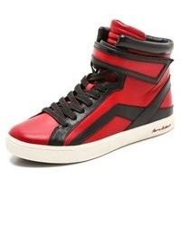 Balmain Pierre High Top Sneakers