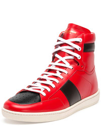 prada blue bag - Givenchy Tyson Hi Top Sneakers | Where to buy & how to wear