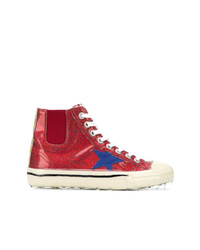 Golden Goose Deluxe Brand V Star 1 Sneakers