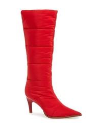 Jeffrey Campbell Apris Knee High Puffer Boot