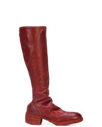 Guidi Knee Length Boots