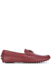 Emporio Armani Slip On Loafers