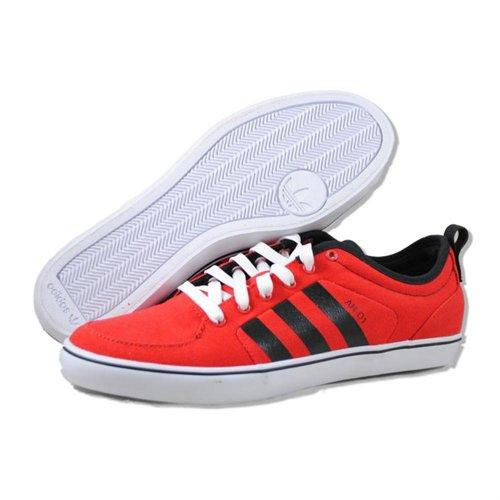 Enmarañarse botón maestría  adidas Ard1 Low Red Fashion Sneakers, $54 | buy.com | Lookastic.com