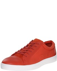 Calvin Klein Igor Leather Smooth Fashion Sneaker