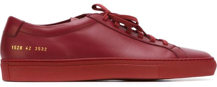 d55feceaa11a ... Common Projects Original Achilles Low Sneakers