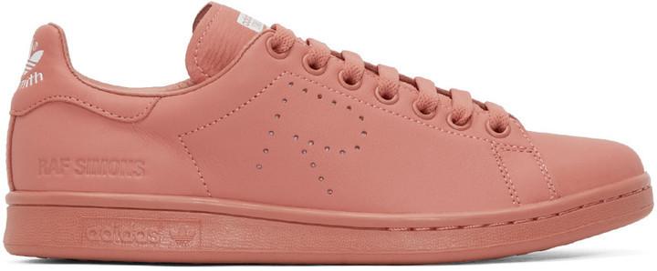 adidas rosa raf simons