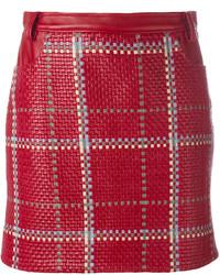 Magda Butrym New Castle Mini Skirt