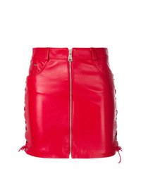 Short zipped skirt medium 7975720