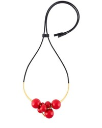 Marni Sphere Cluster Necklace