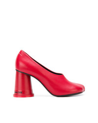 MM6 MAISON MARGIELA Ribbed Heel Pumps