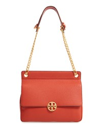 Tory Burch Chelsea Flap Leather Shoulder Bag