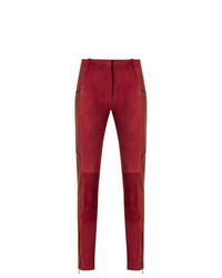 Leather skinny trousers medium 8053801