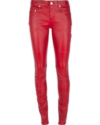 Saint laurent skinny leather trouser medium 1315439