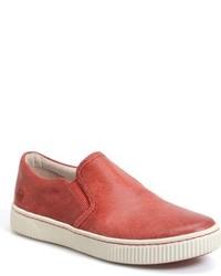 Brn Richie Slip On Sneaker