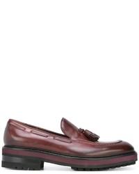 Fratelli Rossetti Tassel Detailing Loafers