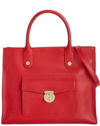 Emma Fox Delmar Leather Tote