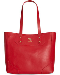 Emma Fox Gidran Leather Large Tote