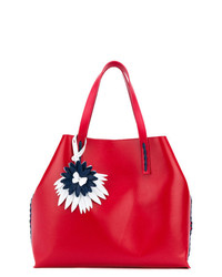 P.A.R.O.S.H. Floral Detail Tote