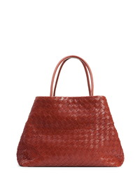 Bottega Veneta Intrecciato Leather Shoulder Tote