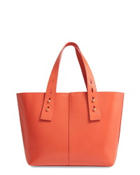 Frame Medium Les Second Calfskin Leather Tote