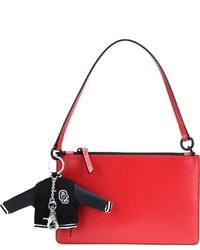 Opening Ceremony Charm Zip Up Tote