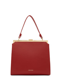Mansur Gavriel Red Elegant Bag