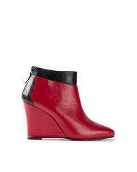 Toga Wedge Heel Boot