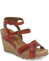 Aude wedge sandal medium 623749