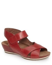 Violet slingback wedge sandal medium 1248081