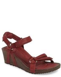 Ysidro wedge sandal medium 3682179