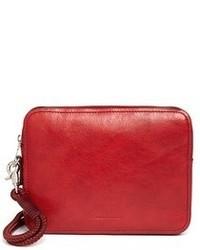 Nobrand Grainy Leather Docut Bag