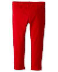 Dolce Gabbana Kids Back To School Solid Leggings