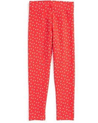 Girls Mini Boden Cosy Stretch Cotton Leggings