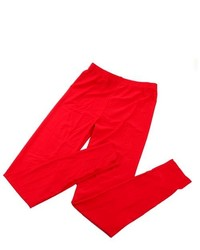 HDE Red Leggings