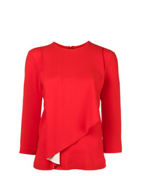 Maison Margiela Layered Front Blouse