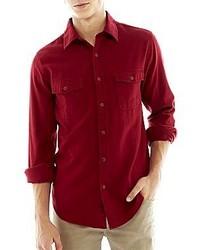 Arizona Flannel Button Down Shirt