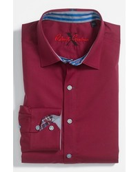 Robert Graham Lemur Tailored Fit Sport Shirt