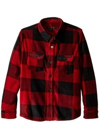 Oneill Kids Glacier Check Long Sleeve Shirt