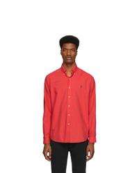 Polo Ralph Lauren Pink Classic Fit Shirt