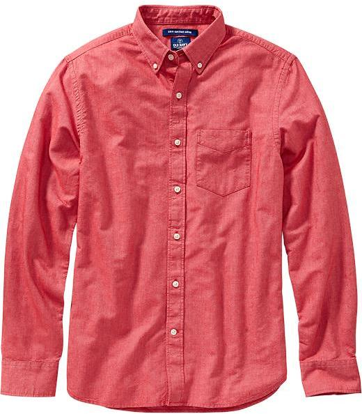 Old Navy Slim Fit Solid Oxford Shirts 29 Old Navy Lookastic