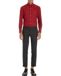 Thom Browne Solid Oxford Shirt